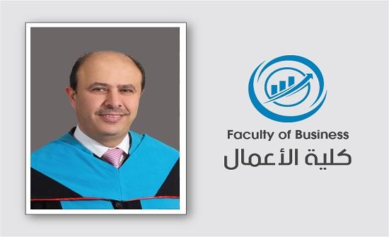 """الشبلي من """"عمان العربية"""" يشارك في مؤتمر دولي"""