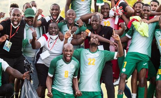 جزر القمر تتأهل لكأس الأمم الإفريقية لأول مرة في تاريخها (فيديو وصور)