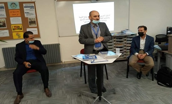 ورشة تناقش الوصول لبيئة مدرسية آمنة في تربية الكورة