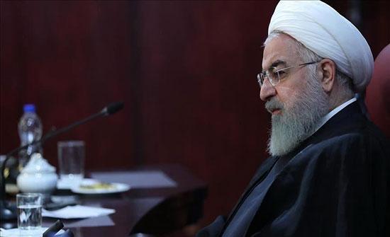روحاني: واشنطن ستندم لاستهدافها أمن ومعيشة الإيرانيين