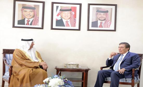 الطراونة: علاقات الأردن والإمارات راسخة وعنوانها الثقة والحكمة والاعتدال