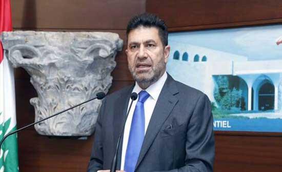 لبنان: التجهيز لاستقبال الغاز المصري يحتاج من شهرين إلى 3