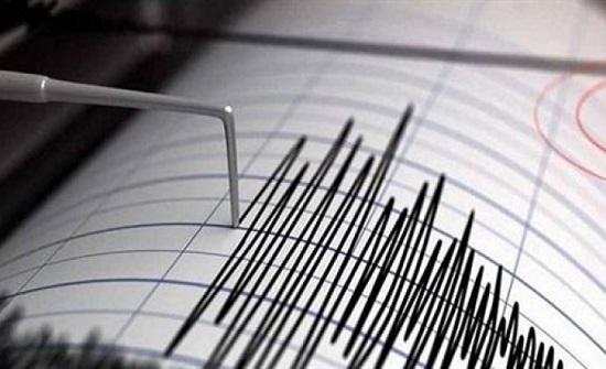 زلزال بقوة 4ر5 درجة يضرب محافظة هرمزكان جنوب إيران