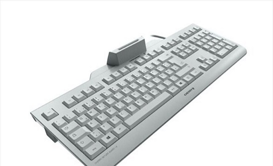 """""""شيري"""" تطلق لوحة مفاتيح بتقنية التشفير"""
