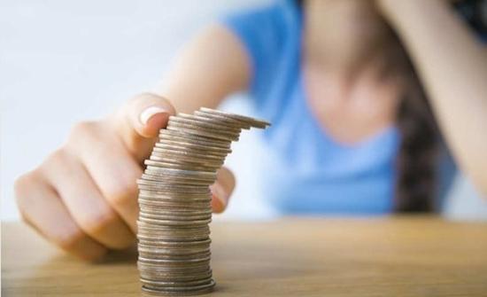 القلق حيال المال يؤثر سلباً على الدماغ