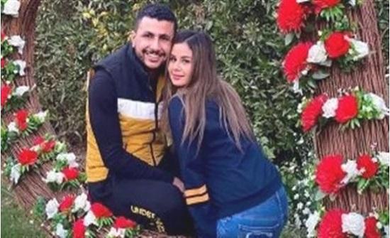 فيديو جديد.. علي غزلان ومنة عرفة يثيران الجدل حول علاقتهما