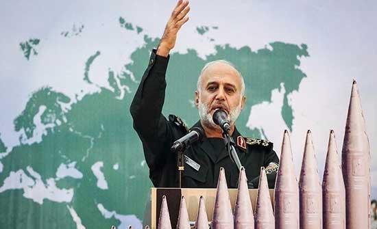 قائد عسكري ايراني: أنشأنا 6 جيوش خارج حدودنا تدافع عنا