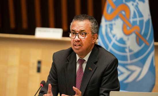 منظمة الصحة العالمية: مؤشرات مشجعة على صعيد تراجع كورونا