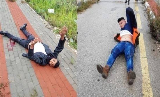 إصابة شابين فلسطينيين بإطلاق نار إسرائيلي في الضفة