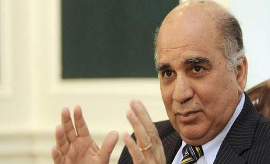 العراق يدعو لاستثمار الانتصار الفلسطيني بتوحيد الصفوف