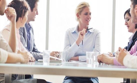 عدد النساء المديرات في الأردن يساوي عدد الرجال المديرين