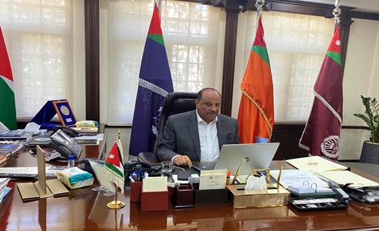 وزير الداخلية يترأس اجتماعا مع محافظي الميدان عبر تقنية الاتصال المرئي