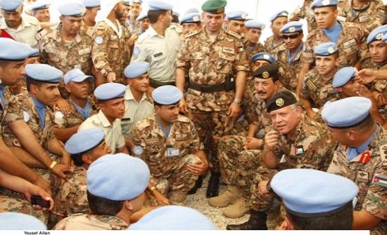 الأمم المتحدة تكرم أردنيين من حفظة السلام