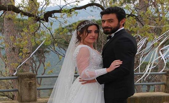 صور : سارة أبي كنعان ووسام فارس يدخلان القفص الذهبي