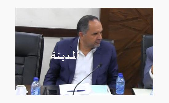 وزير العدل يتفقد سير العمل في محكمتي الرمثا وجرش