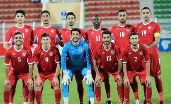 المنتخب الأولمبي لكرة القدم يلتقي نظيره السوري غدا