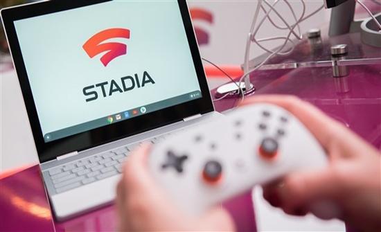 غوغل تطلق خدمة الألعاب السحابية Stadia