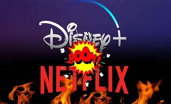 رغم إطلاق خدمات منافسة من ديزني وآبل.. «Netflix» لم تتضرر