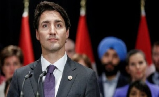 ترودو : كندا تعمل لإنتاج 30 ألف جهاز تنفس صناعي