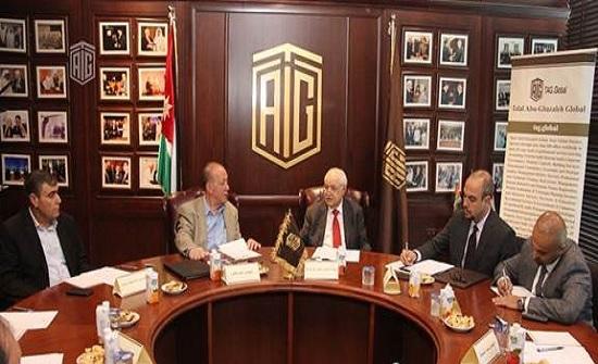 """انطلاق أعمال لجنة """"أردن رقمي"""" في ملتقى أبوغزاله المعرفي"""