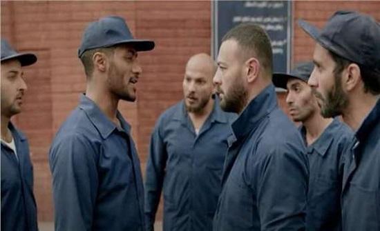 بالفيديو.. مشهد مميت لمحمد رمضان من داخل السجن