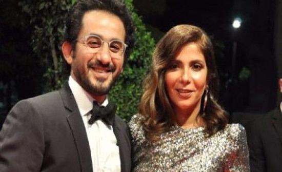 شاهد: ابنة الفنان أحمد حلمي تتألق في اول ظهور لها