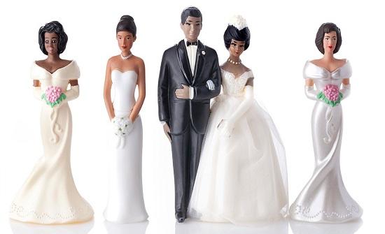 تقرير : المفرق الأعلى في تعدد الزوجات و العقبة الأدنى