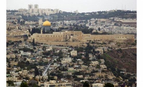 نائب محافظ القدس يُحذّر من إقامة جدار فصل عنصري حول المدينة المقدسة