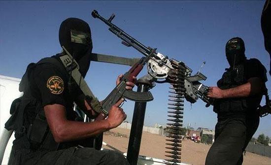 """""""سرايا القدس"""" تستهدف تجمعا للجنود الإسرائيليين شرق غزة"""