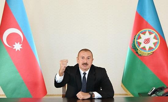 بعد بدء المحادثات بين أرمينيا وأذربيجان .. الرئيس الأذري يقول إن بلاده لن تقدم تنازلات