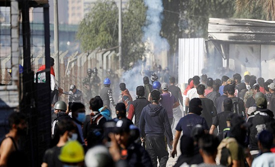 العراق.. مجزرة الناصرية وقانون الانتخابات أمام البرلمان
