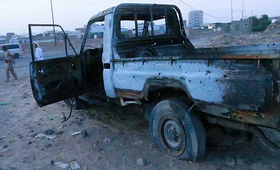 """اليمن: """"مجزرة الوقود"""" في مأرب جريمة حرب مكتملة الأركان"""