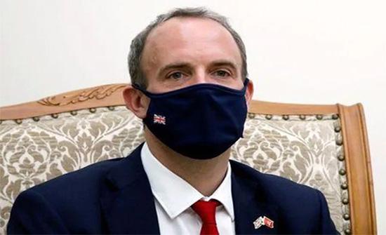 بريطانيا تقول الهجوم على قوات التحالف في العراق عمل شائن وغير مقبول