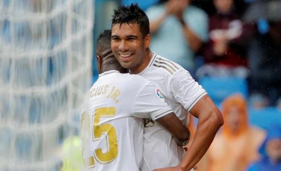 كاسيميرو يُقلق ريال مدريد قبل الكلاسيكو