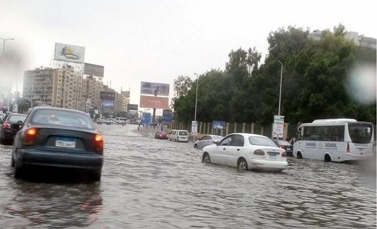 """مصر تنفي وجود الإعصار عصمت وتقول إنه منخفض اسمه """"حمادة"""""""