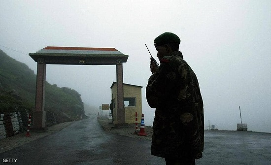 مقتل عناصر من الجيش الهندي في اشتباك حدودي مع الصين