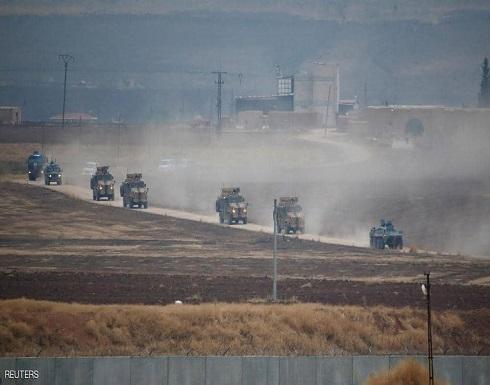 """سوريا.. تسيير الدورية المشتركة الثانية في """"المنطقة الآمنة"""""""