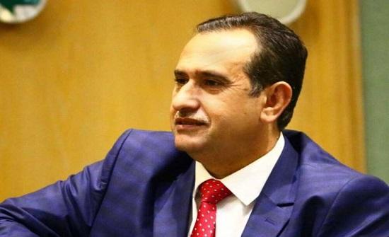 رئيس مجلس النواب ينعى النائب حازم المجالي