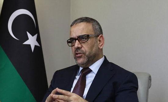 """المشري: تصريحات السيسي """"تدخل سافر"""" في شؤون ليبيا"""