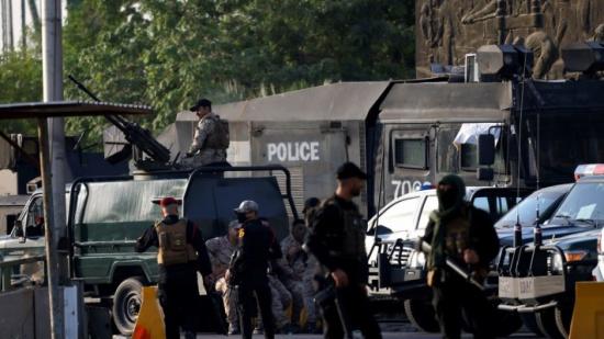 وزير دفاع العراق: اعتقال قيادي الحشد قاسم مصلح خاطئ
