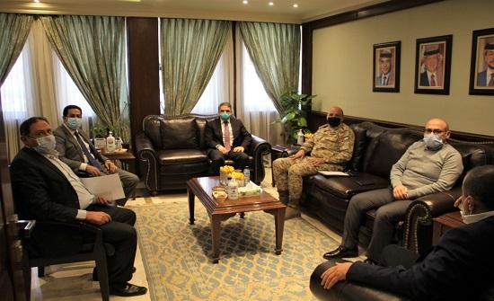 الاتفاق على مأسسة علاقة صنع في الأردن والاستهلاكية العسكرية