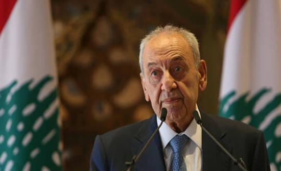 رئيس مجلس النواب اللبناني: الأسبوع الحالي حاسم لتشكيل الحكومة