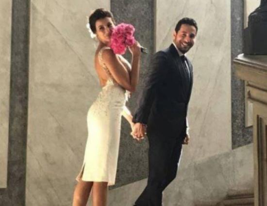 بالصورة.. بطاقة الدعوة لزفاف وسام بريدي وريم السعيدي!