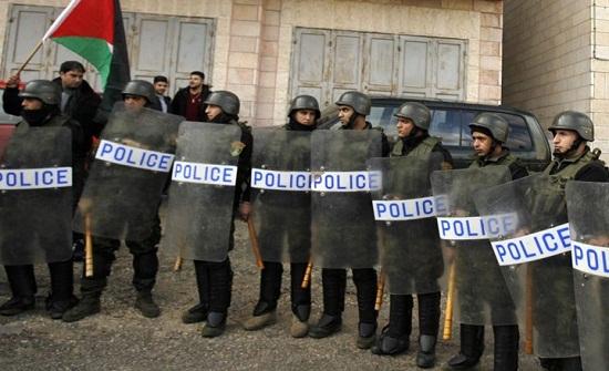 تدريب 18 ألف رجل أمن فلسطيني في الأردن بدعم امريكي