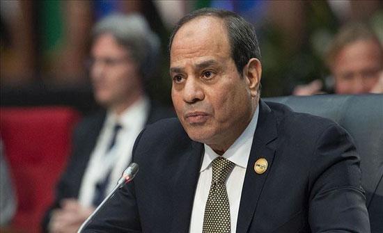 للمرة العاشرة.. السيسي يقرر تمديد حالة الطوارئ بمصر 3 أشهر