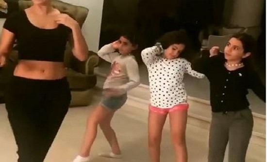 بعد فيديو الرقص.. الأردنية ميس حمدان الأكثر طلباً  في السعودية