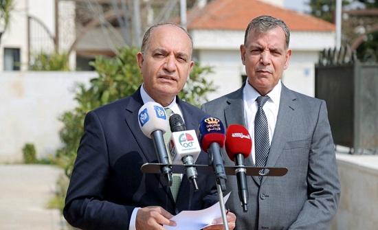 مؤتمر صحفي في رئاسة الوزراء قرابة الخامسة مساء