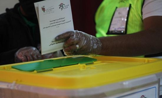 البادية الجنوبية الأعلى في نسب التصويت بنسبة 43.47% للآن