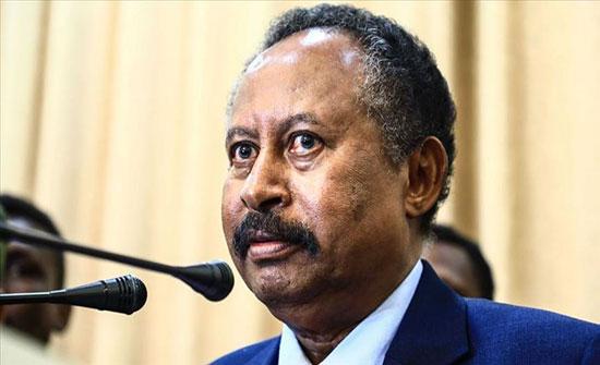 رئيس الوزراء السوداني يبدأ الأحد زيارة رسمية إلى فرنسا