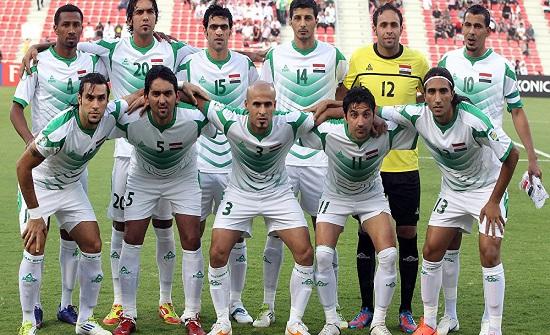منتخبا العراق وإيران يتواجهان في عمان غدا